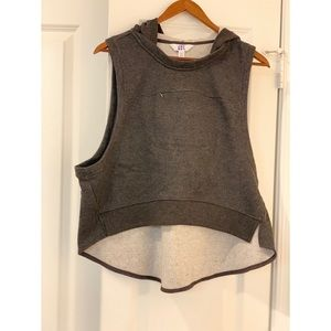 Joy Lab Hooded Sleeveless Workout TopNWT for sale